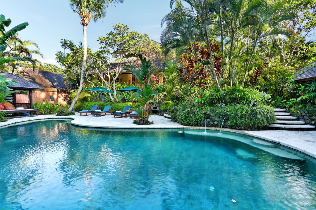 Villa Bunga Wangi Pool and Garden