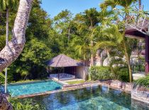 Villa Tukad Pangi, 2 Swimming Pools