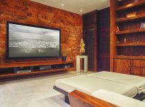 Villa Tukad Pangi, TV Multimedia Room