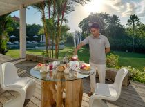 Villa Pure, Alfresco Dining Terrace