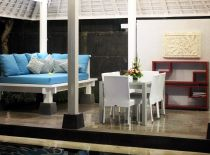 Villa Alun, Pool Pavillon